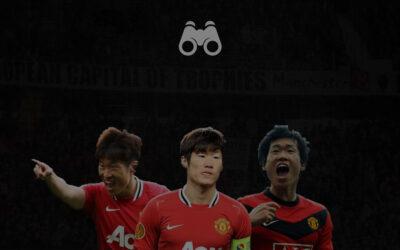 Cult Heroes: Ji-Sung Park