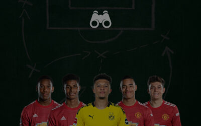 MUFC Attack Combinations with Jadon Sancho