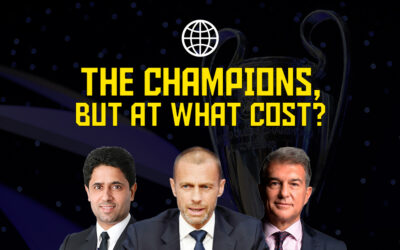 The Champions. But at what cost?